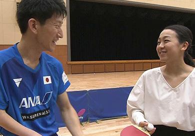 垣田斉明(クラス10) NHK「真央が行く!」出演